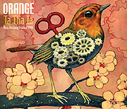 Orange - Ta Tha Ta -- CD-Cover
